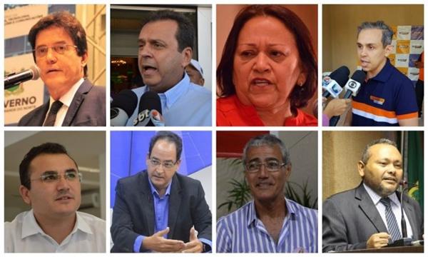 Partidos registram 487 candidaturas para as eleições de 2018 no RN