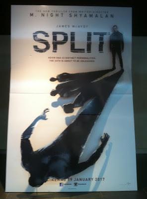 split, poster