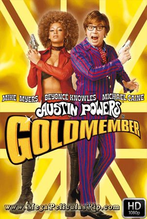 Austin Powers En Goldmember 1080p Latino