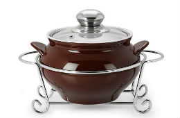 Cello HANDI CASSEROLE WITH STAND 1000ml For Rs 432 (Mrp 649) Amazon