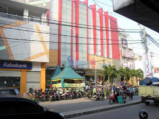Simpur Center Bandar Lampung