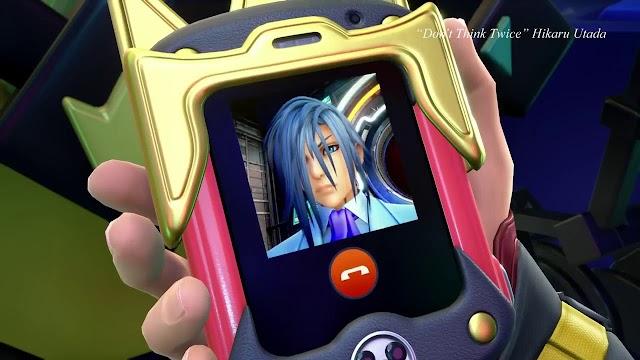 Smartphone Kingdom Hearts III converts its heroes into the modern millennium generation