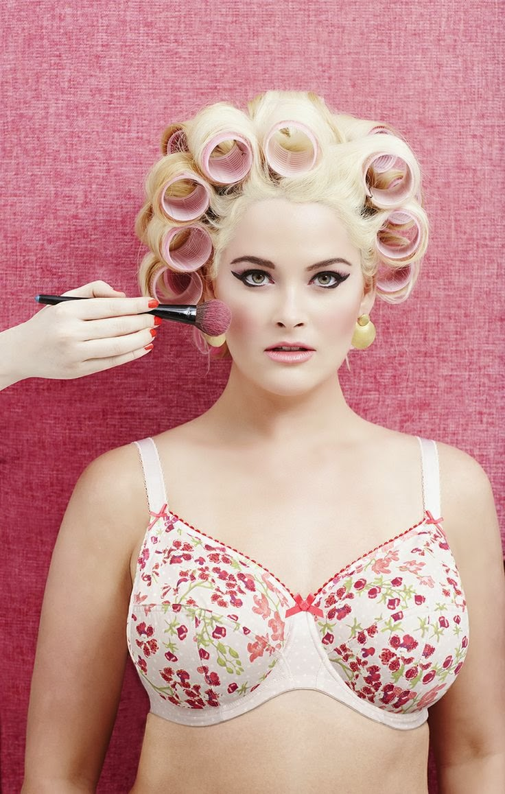 ff297b71e85 Next, is the new(ish) plus size range from Panache, called Sculptresse.  They've drafted in America's Next Top Model babe Whitney Thompson to be the  face of ...