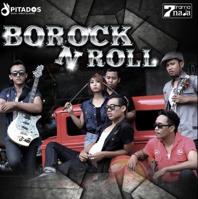 Download Lagu Terbaru Borock N Roll Full Album (Rock For Mother Town) Lengkap