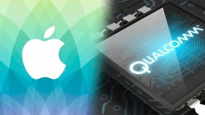 Apple planea deshacerse Qualcomm