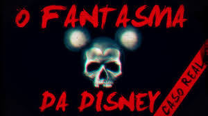 Vídeo captura Fantasma da Disney