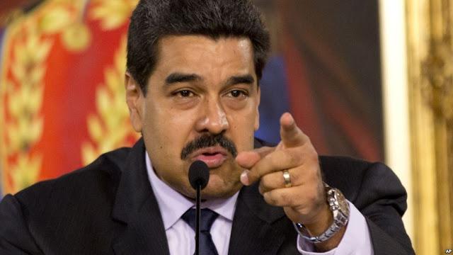 Nicolás Maduro lanza Amenaza a los Venezolanos