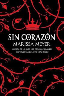 Sem Coração - Marissa Meyer - Espanha