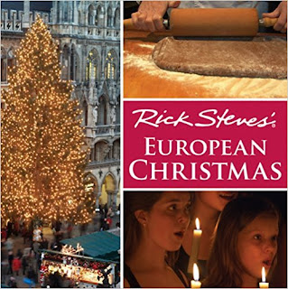 Book about European Christmas Traditions