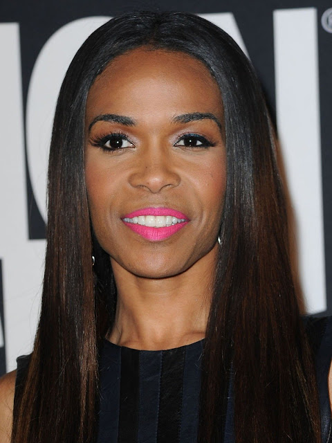 DESTINY'S CHILD MICHELLE WILLIAMS ALL SMILES AFTER TREATMENT FOR DEPRESSION