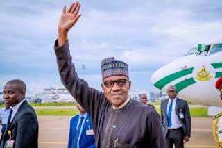 Buhari Sends Message To Treasury Looters