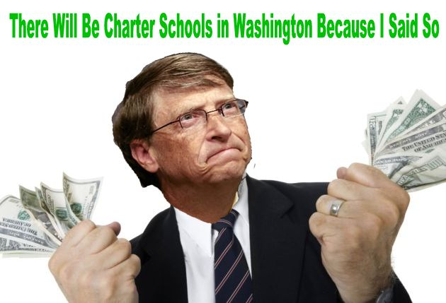 Image result for big education ape Washington state gates