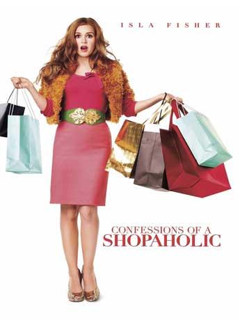 film menginspirasi untuk perempuan - confessions of a shopaholic