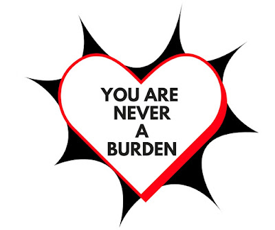 PIC: You are never a burden