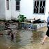 Seharian Diguyur Hujan, Sejumlah Pemukiman Warga Tergenang