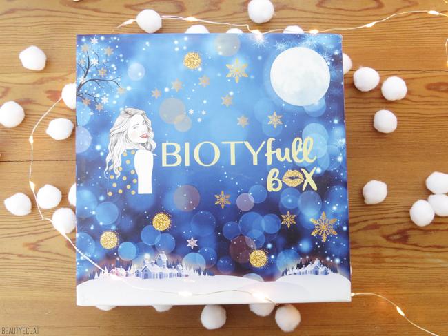 avis biotyfull box decembre 2018 la festive