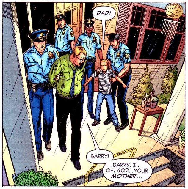 Resultado de imagen de flash padres comics