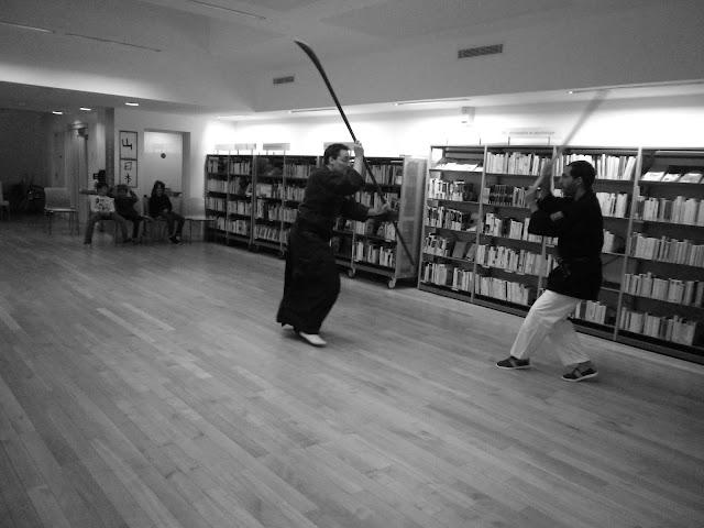Kata de naginata de Katori Shinto Ryu