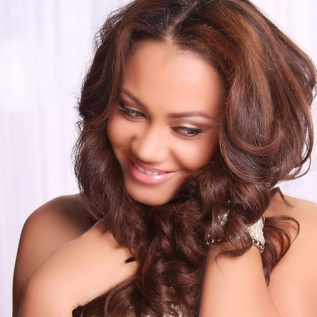nadia buari confirms delivery