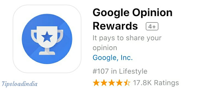 Google opinion rewards application, Google opinion rewards iOS,iOS Google opinion, Google opinion