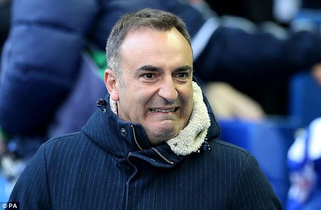 Swansea City Mempekerjakan Carlos Carvalhal Sebagai Manajer