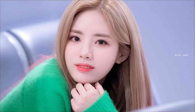 Park Jiwon Fromis_9 Paling Cantik Member_6