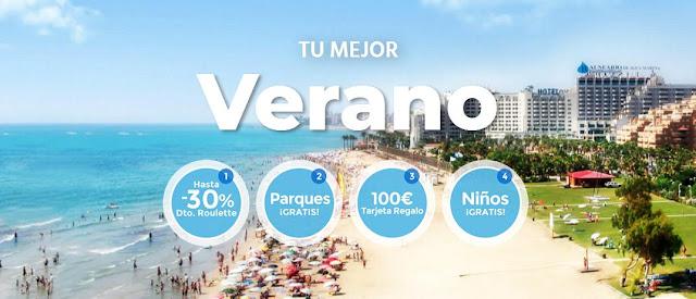 ofertas vacaciones verano Marina d´Or