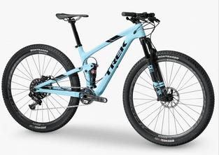 женский Велосипед Trek Top Fuel 9.8 SL Women's