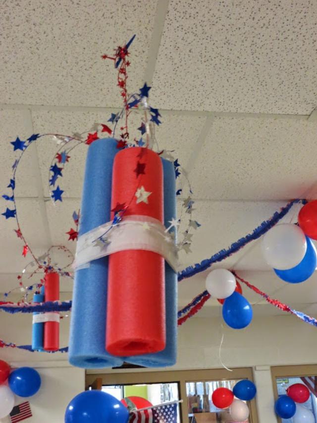 Bombas para decorar una fiesta