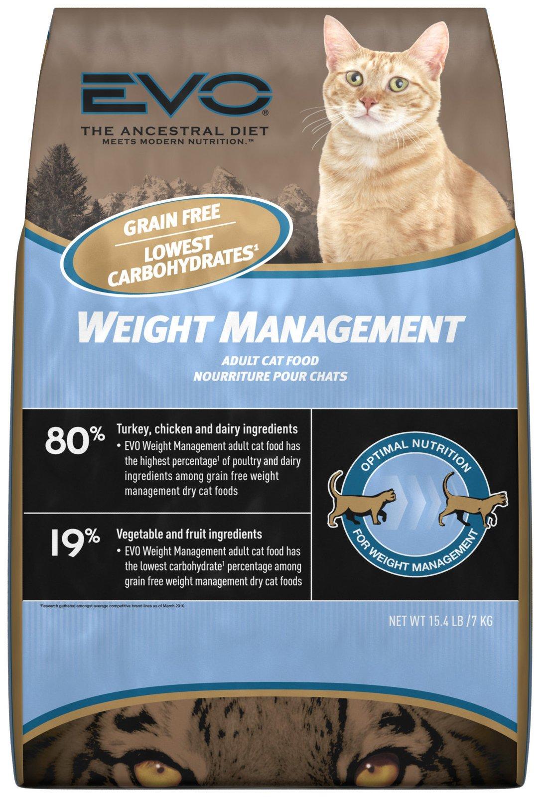 Evo Adult Kitten Dry Cat Food