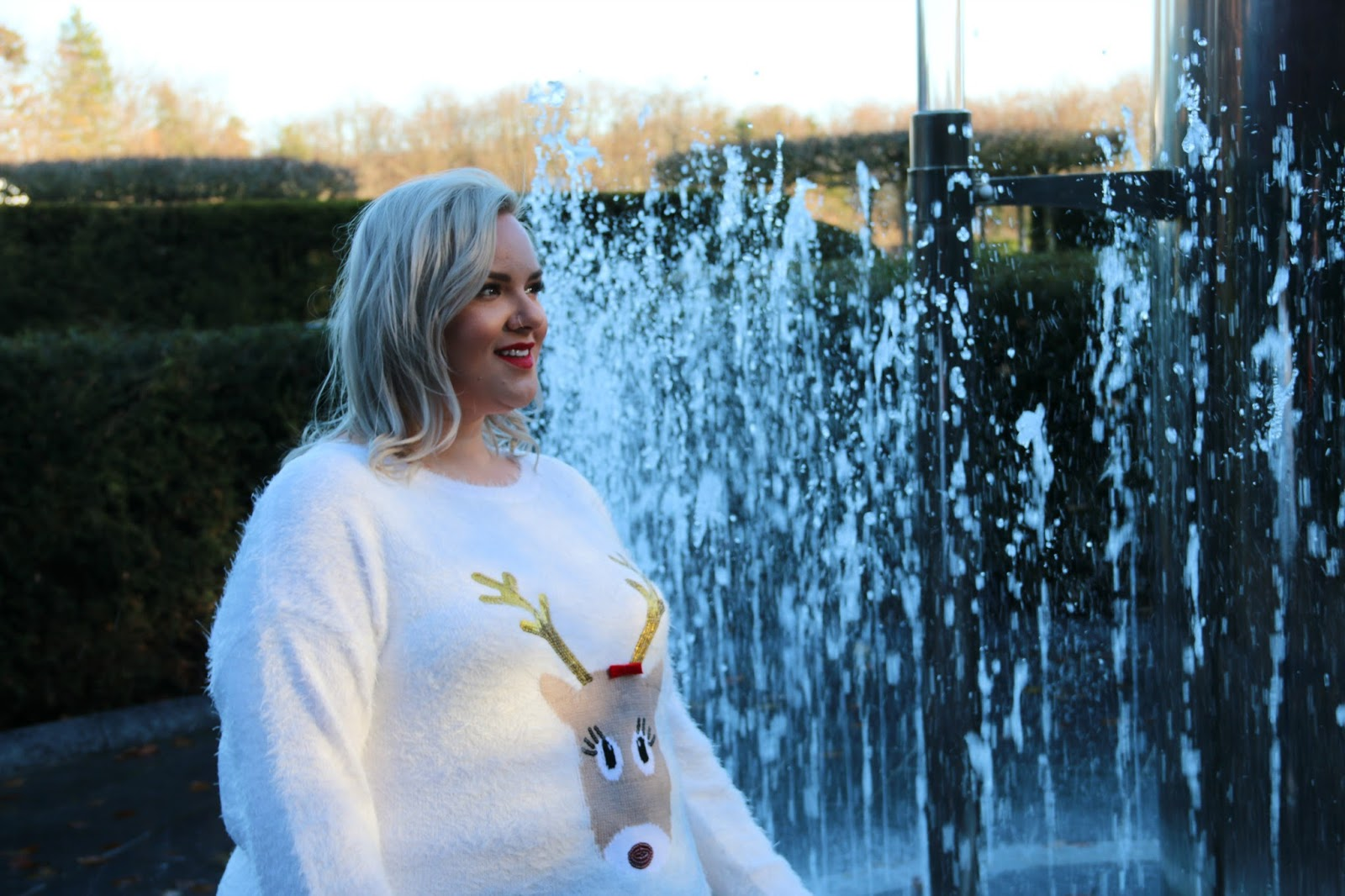 Save The Children Christmas Jumper Day Plus Size Yours Clothing WhatLauraLoves