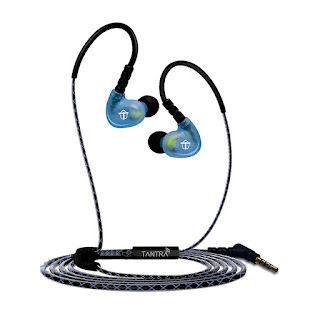 Tantra Trumpet T-900 Premium Wired Sports, Running, Gym, In Ear Earphones, Headsets, Hands-free, Headphones With Mic And Remote Control