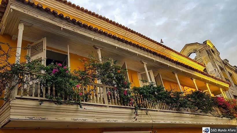 Cidade amuralhada - O que fazer em Cartagena, Colômbia