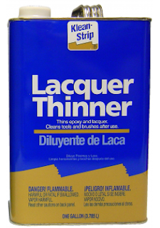 Thinner Lacquer