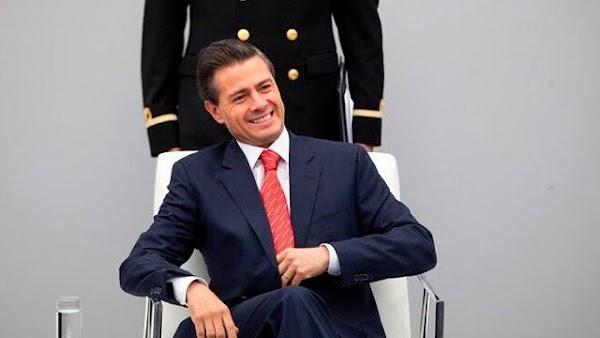 """""""En mi gobierno hemos logrado que los mexicanos vivan mejor y más seguros"""": Peña Nieto. (Video)"""