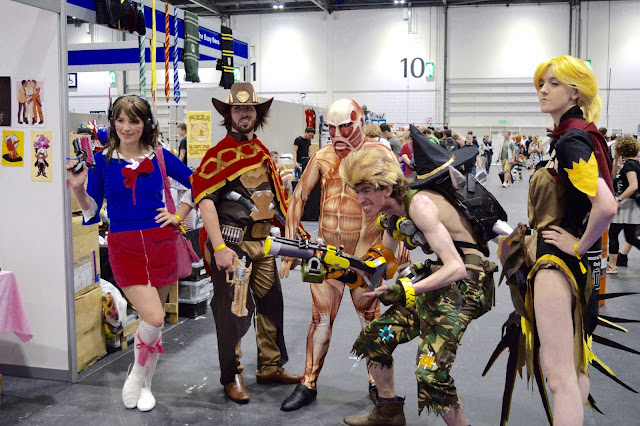 MCM Comic Con review
