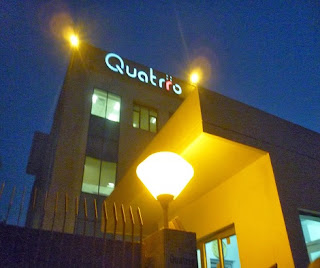 Quatrro Limited Walkin for Freshers On 26th Apr to 10th May 2017