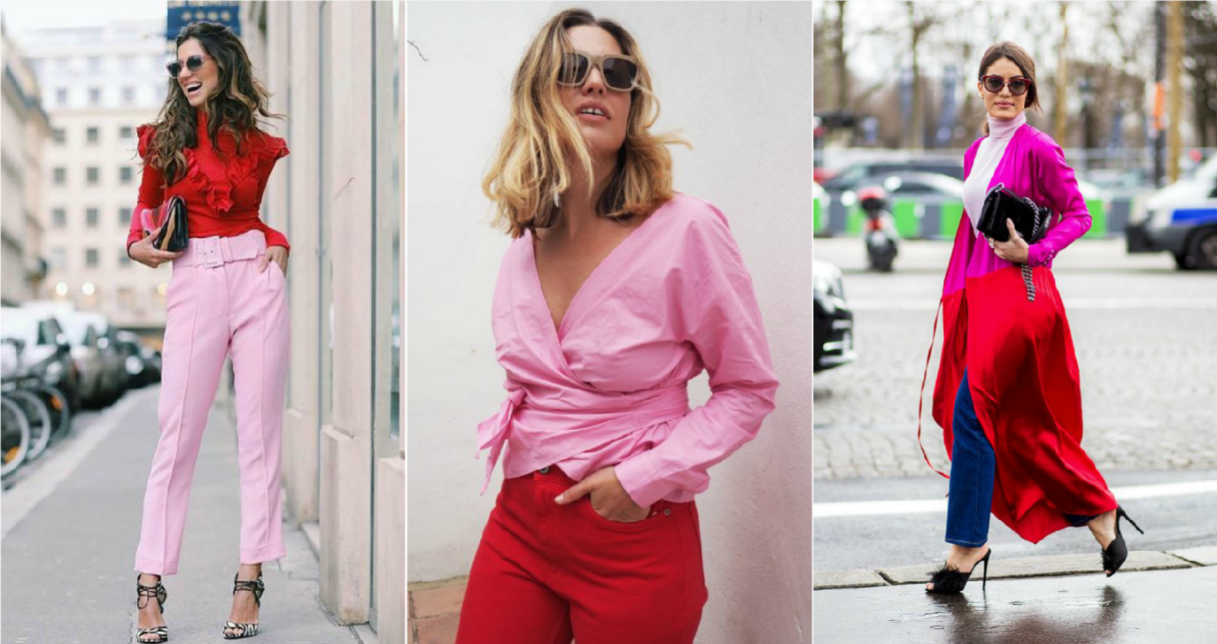 Pink & Red: THE Perfect Combo for Valentine's Day   Pam Scalfi♥