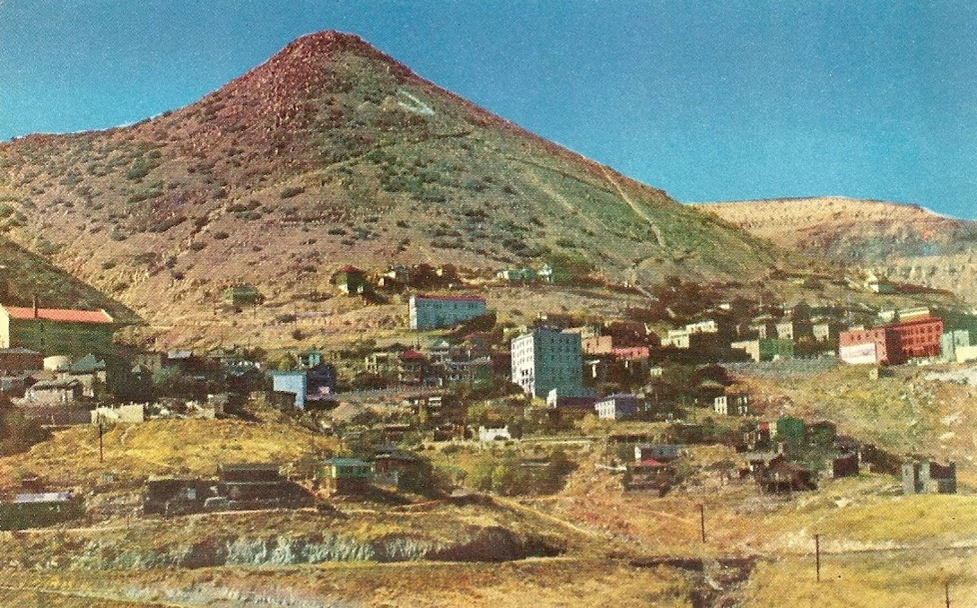 """Jerome Arizona..old copper mining town considered """"The ... 