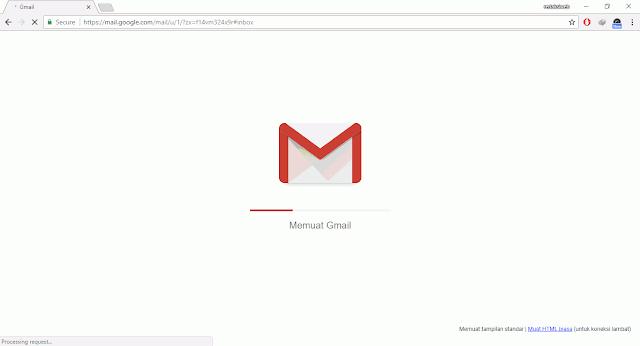 Cara Mengaktifkan Tampilan Baru Gmail