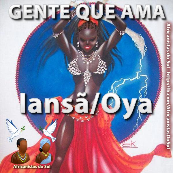 Oração à Oyá/Iansã - Charles Corrêa D' Oxum