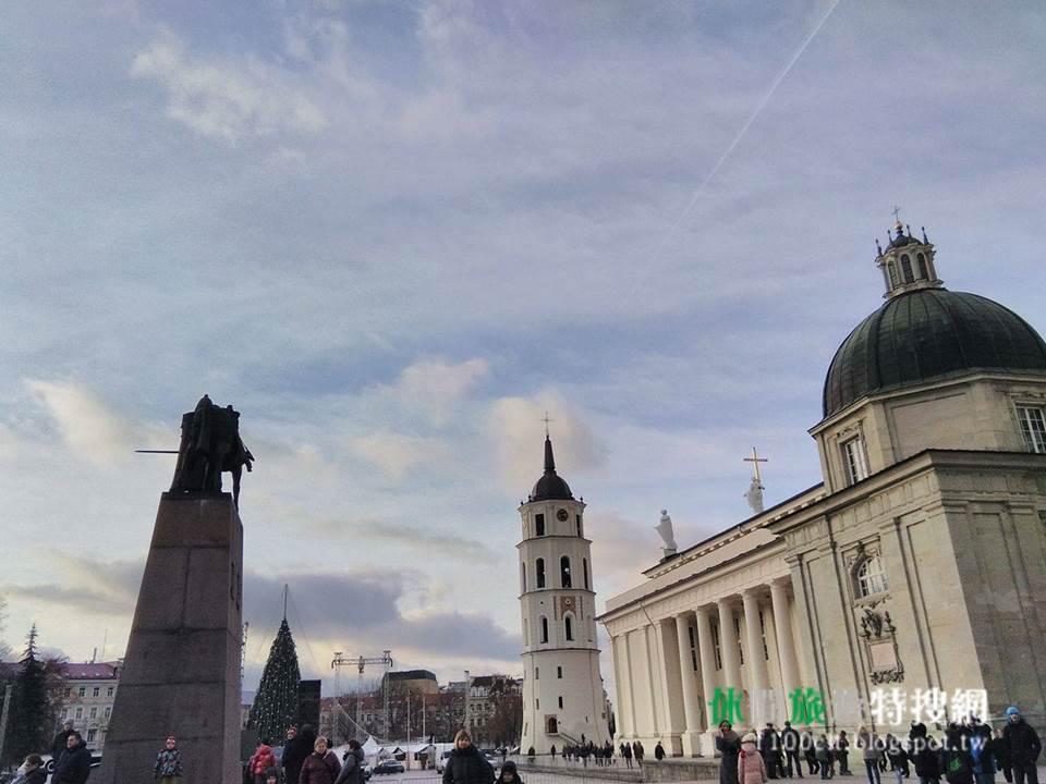 [立陶宛/維爾紐斯] 維爾紐斯大教堂(Vilnius Cathedral) - 登上鐘塔塔頂參觀