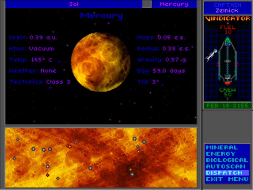 Exonauts Saturday Star Control Identifying And