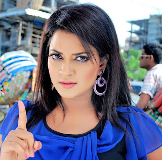 Shampa Hasnine Bangladeshi Actress Hot In Movie