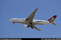 Airbus A330 TC-JIV