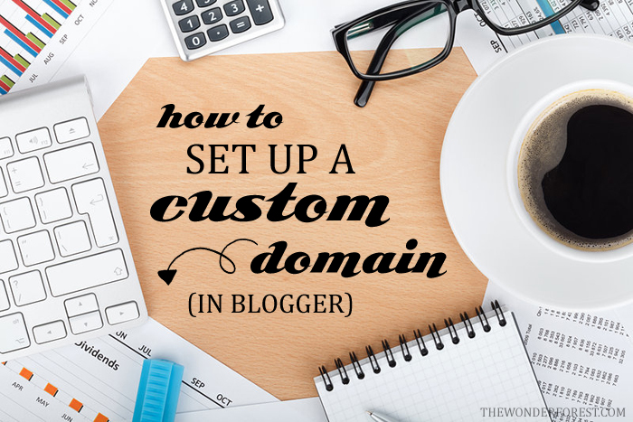 Alan Adını domaininizi Bloger'a Yönlendirme