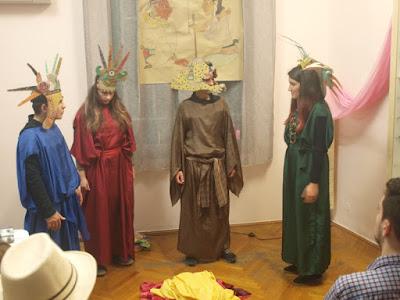 ΝΕΑ ΑΚΡΟΠΟΛΗ - Θεσσαλονίκη: Βραδιά Πολιτισμού για την Κεντρική και τη Νότια Αμερική