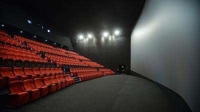 Mãn nhãn với rạp chiếu phim IMAX tại Việt Nam