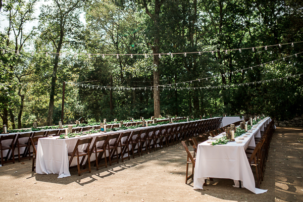 DIY Rustic Wedding Reception with Cricut | Handmade in the Heartland
