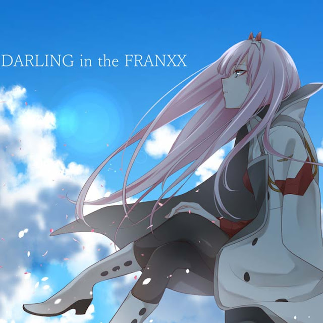 Zero Two (Darling in the FranXX) Wallpaper Engine